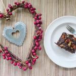 Koolhydraatarme zwarte bonen brownies