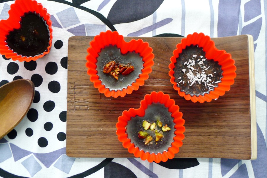 chocolade fat bombs of vetbommetjes