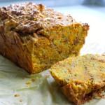 wortel cake plak