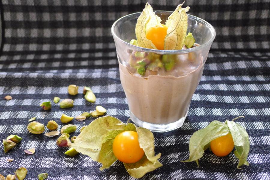 Chocolademousse van avocado