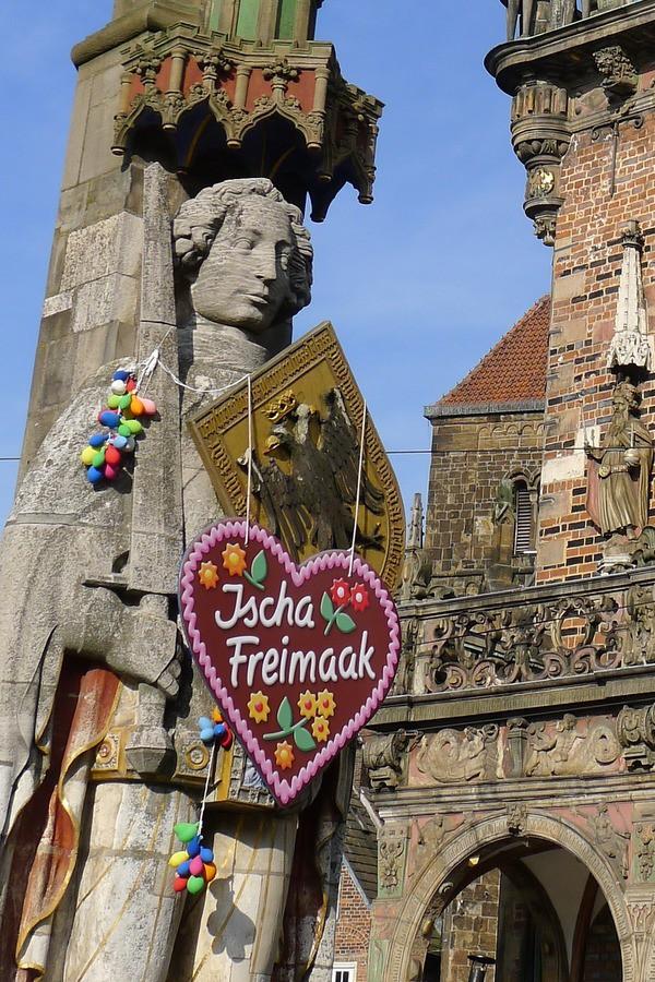Bremen Roland Freimarkt