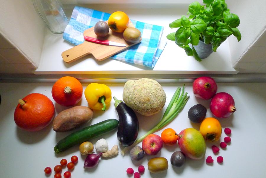 Glycemische index groente, fruit en peulvruchten