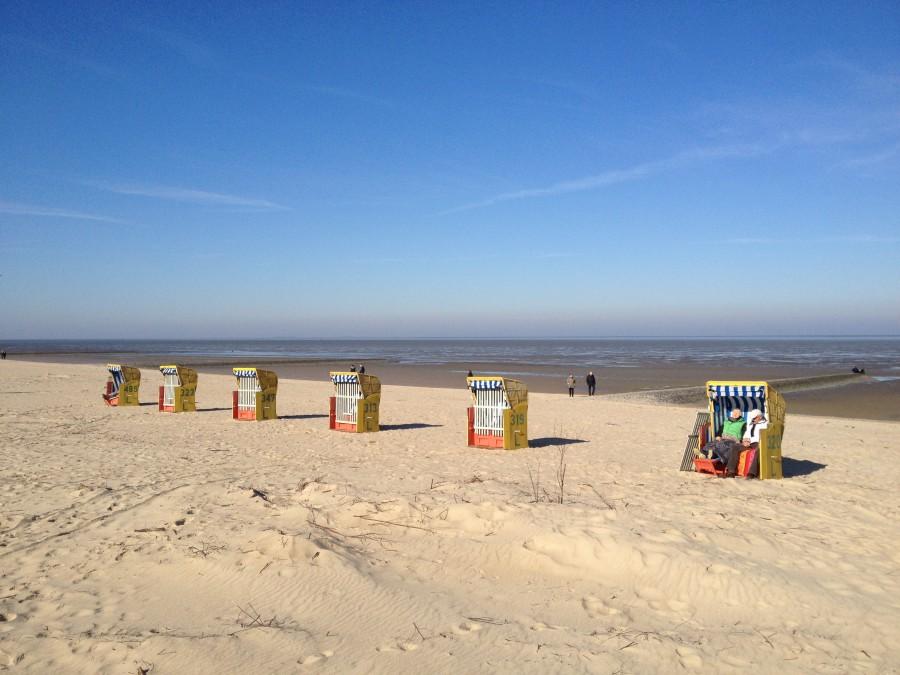 Cuxhaven Strandkorb