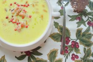 Feestelijke koolhydraatarme kerstrecepten: Knoflooksoep