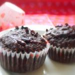 lijnzaad muffins chocola