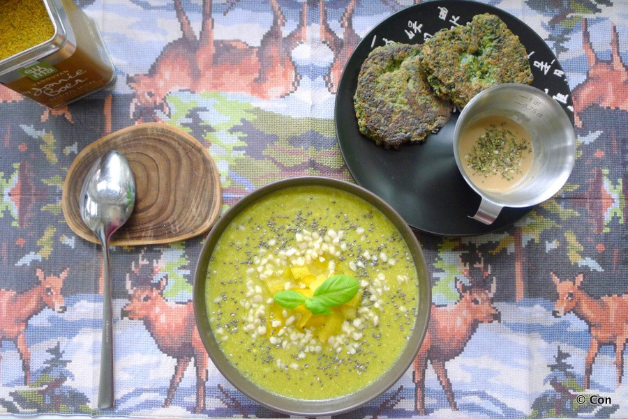 broccolisoep vadouvan