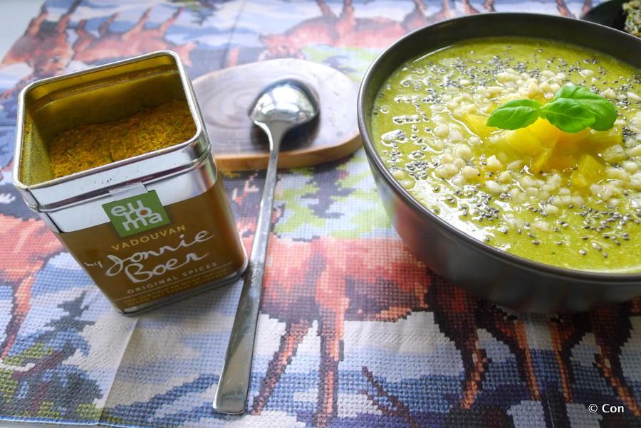 soep broccoli vadouvan