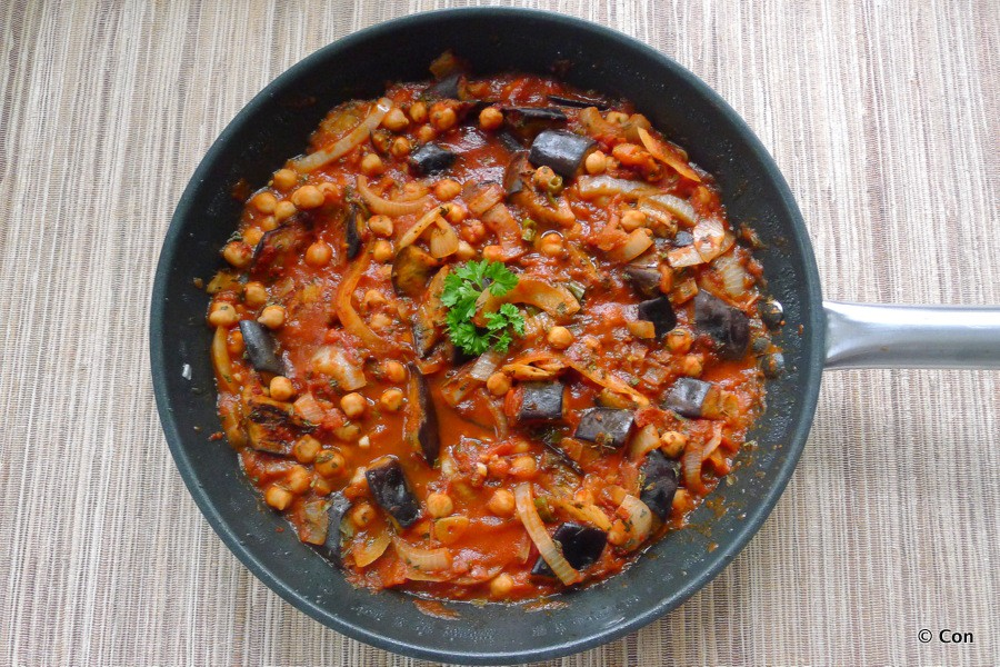 maghmour libanese moussaka