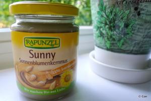 zonnebloempitten pasta