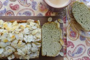 Bananenbrood met matcha ~ minder koolhydraten, maximale smaak ~ www.con-serveert.nl