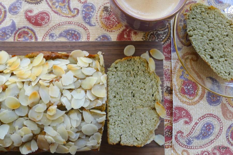 bananenbrood cake lowcarb