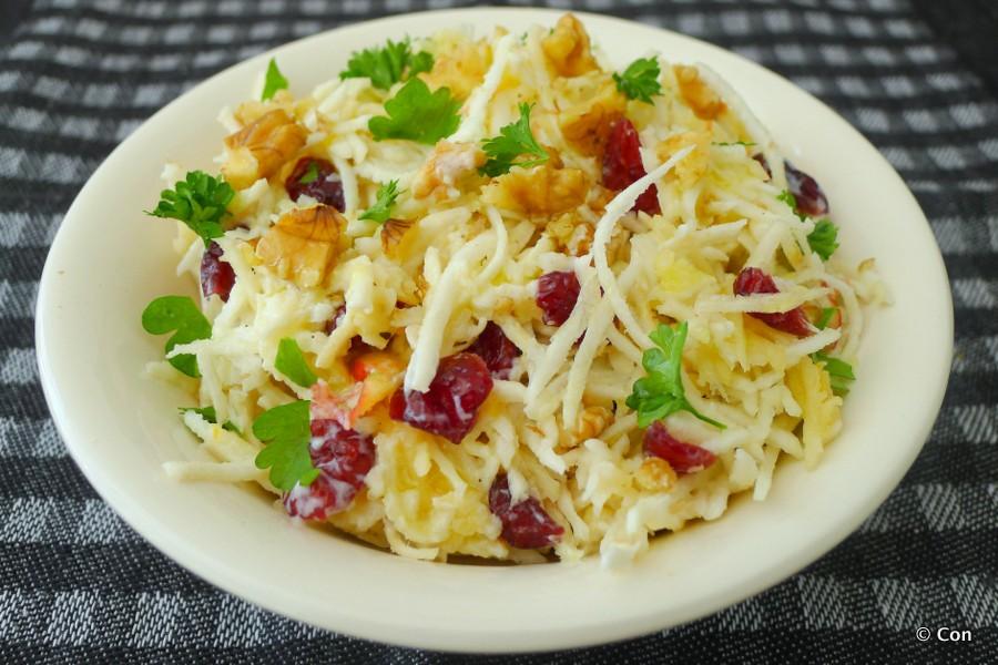 waldorf salade koolhydraatarm