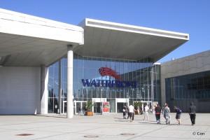 Bremen Waterfront winkelcentrum