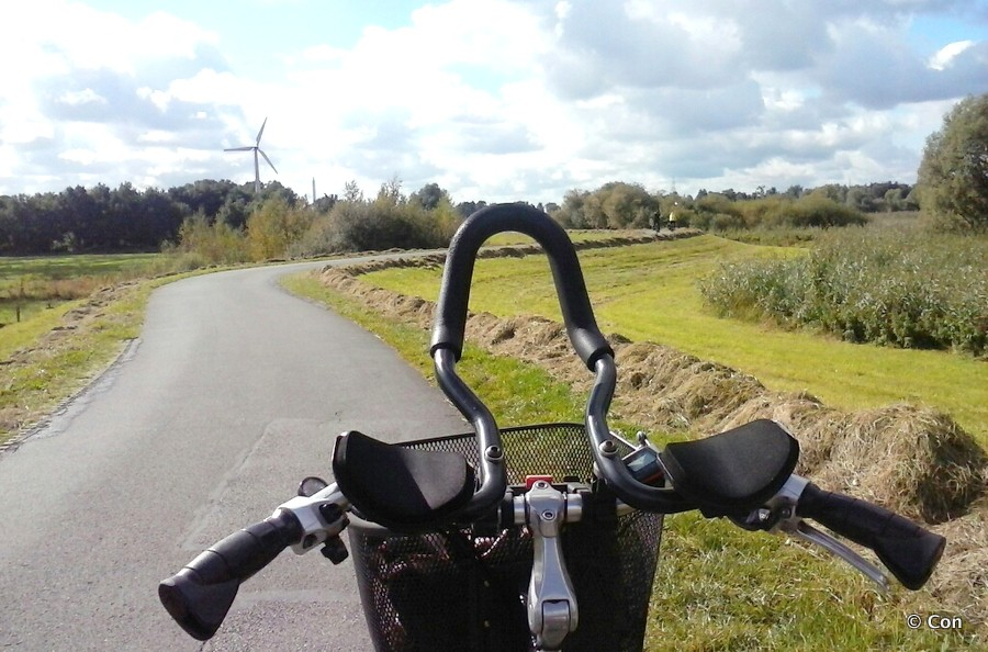 fietsen bremen blockland