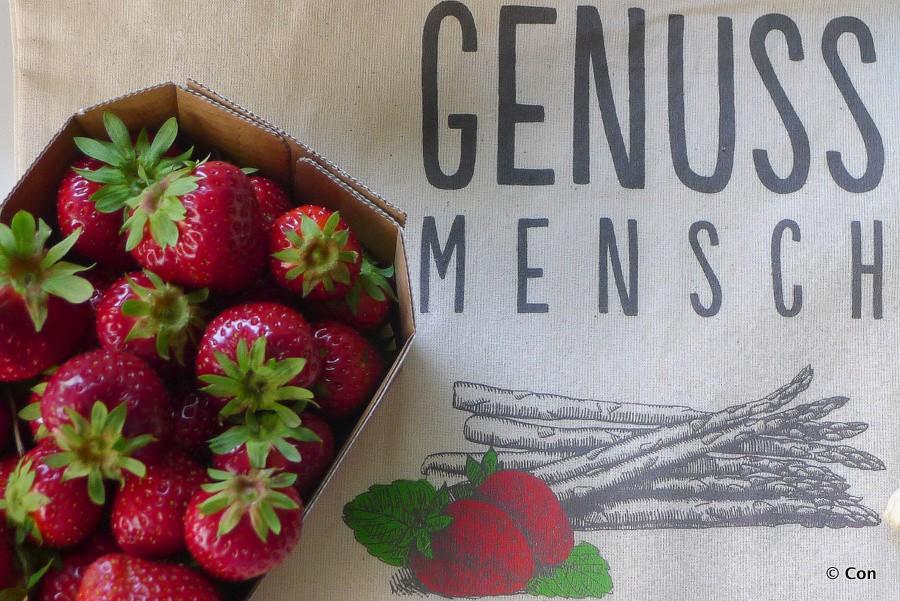 aardbeien uit Bremen van Hof Kaemena