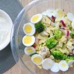 Broccoli salade van de Amish recept