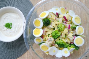 amish salade recept