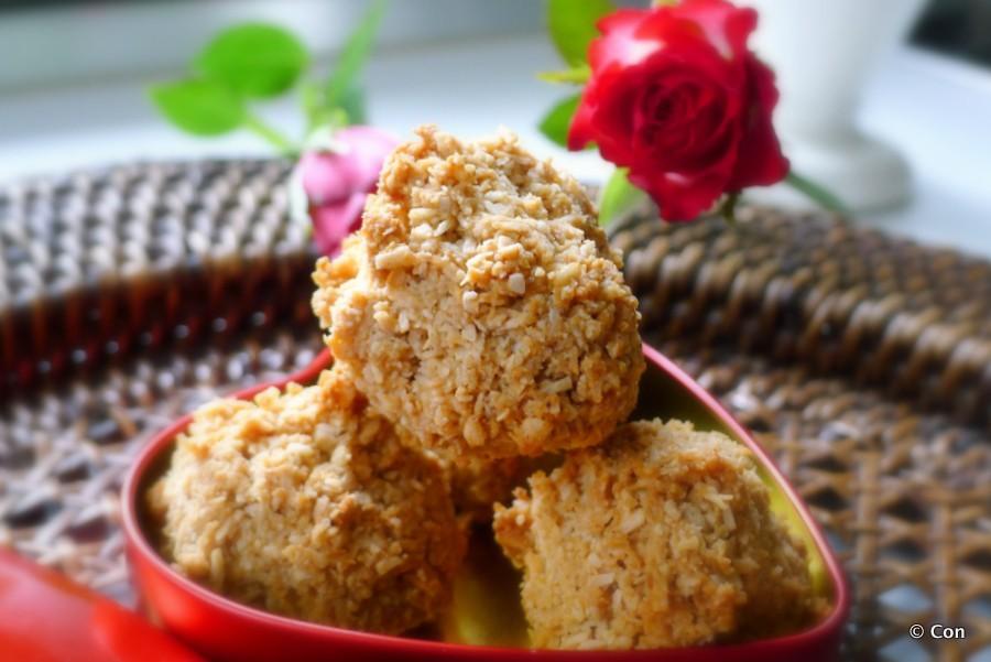 kokosballetjes vegan koolhydraatarm glutenvrij
