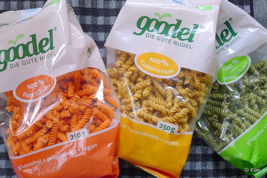 goodel nudeln pasta peulvruchten