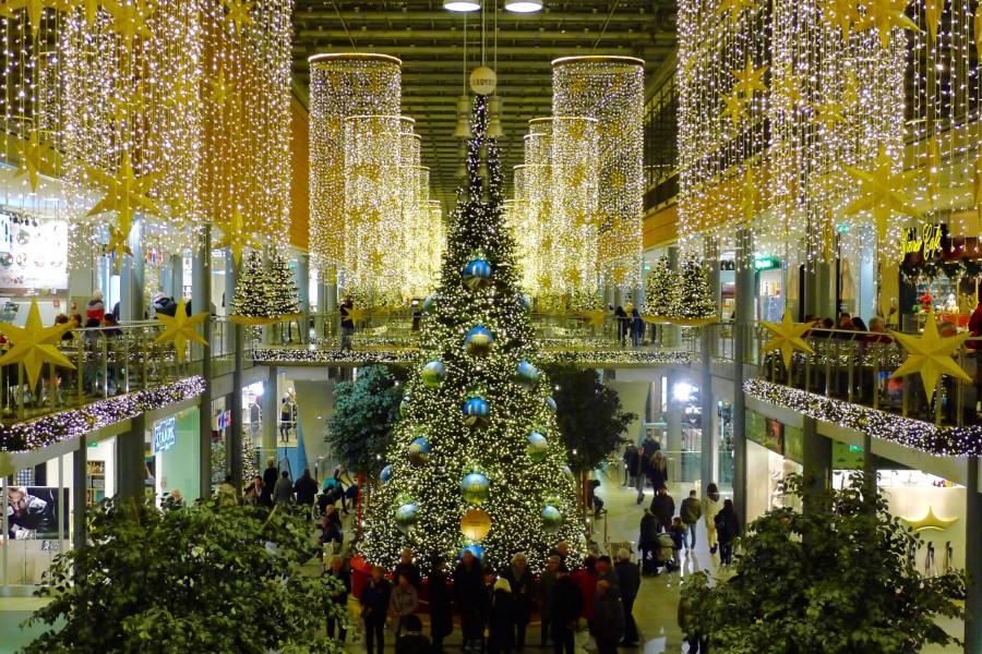 arkaden berlijn kerst