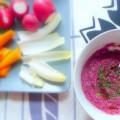 Bietjes-dip recept ~ minder koolhydraten, maximale smaak ~ www.con-serveert.nl