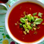 Vegane Hongaarse goulash soep