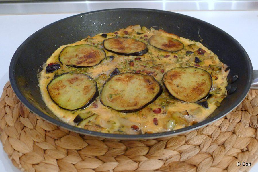 kuku bademjan persisch eieren koolhydraatarm
