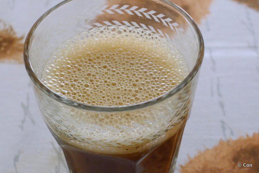bulletproof koffie met boter kokosolie en mct olie