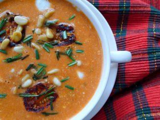 tomaten mascarpone soep
