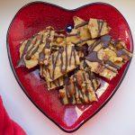 noten chocolade bark reep