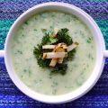 wortelpeterselie soep met peterselie