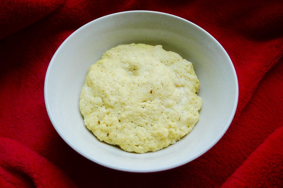 Koolhydraatarm broodje van amandelmeel recept ~ minder koolhydraten, maximale smaak ~ www.con-serveert.nl