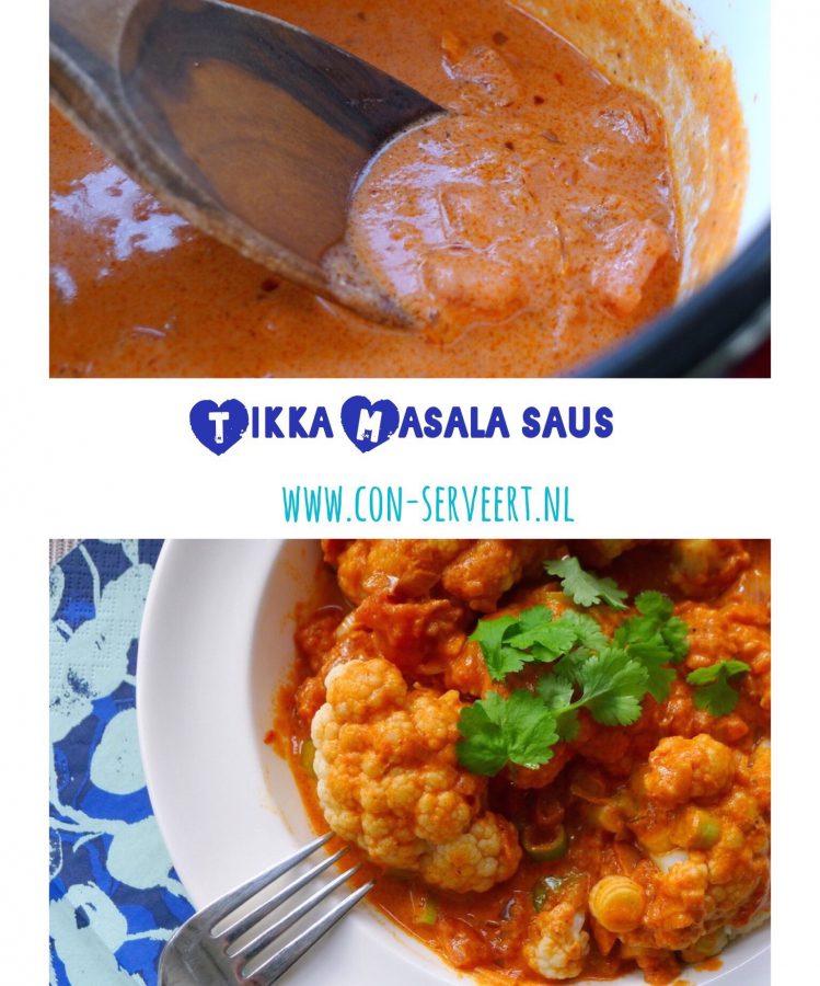 Een veelzijdige Indiase saus, die bijvoorbeeld heerlijk smaakt met bloemkool. En lekker koolhydraatarm natuurlijk ~ minder koolhydraten, maximale smaak ~ www.con-serveert.nl