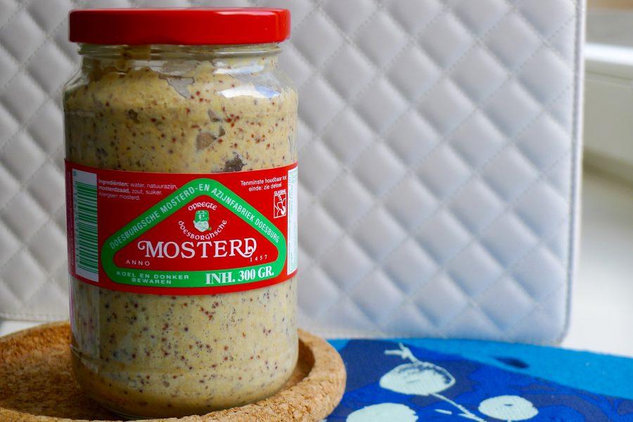 Doesburgse mosterd, lekker in de mosterdsoep