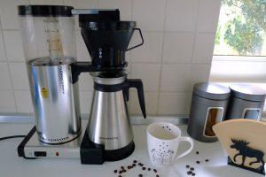 Moccamaster koffiezet apparaat