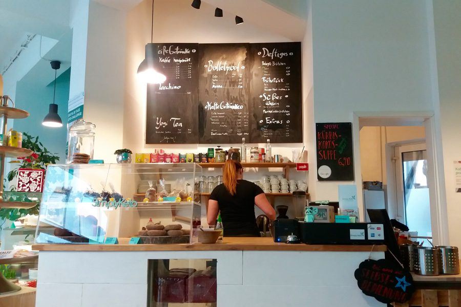 Koolhydraatarm ketogeen café Simply Keto in Berlin Mitte