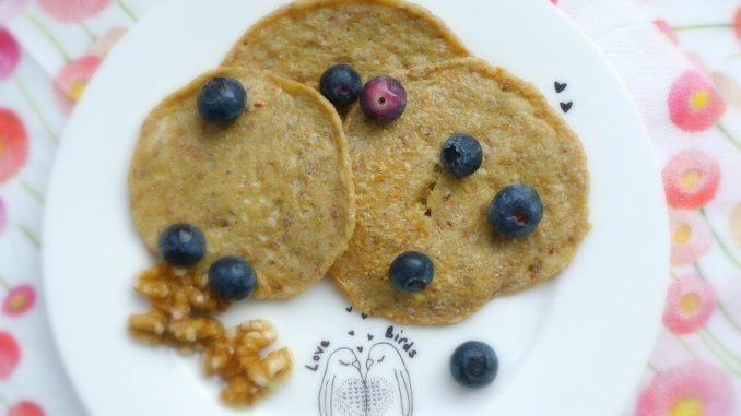 Lactosevrije koolhydraatarme pannenkoekjes recept ~ minder koolhydraten, maximale smaak ~ www.con-serveert.nl