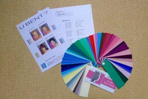 Kleurenkaart kleuranalyse ~ minder koolhydraten, maximale smaak ~ www.con-serveert.nl