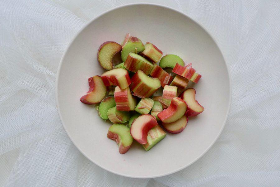 Rabarber ~ minder koolhydraten, maximale smaak ~ www.con-serveert.nl