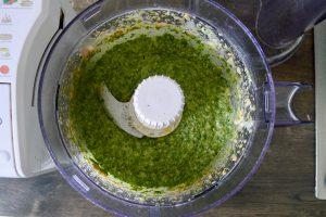 Spinazie hennepzaad saus recept ~ minder koolhydraten, maximale smaak ~ www.con-serveert.nl