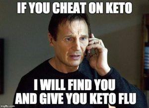 Keto humor op het internet ~ minder koolhydraten, maximale smaak ~ www.con-serveert.nl