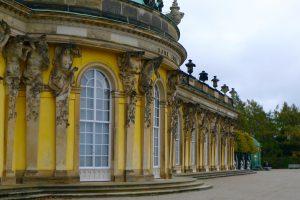 Potsdam - Schloss Sanssoucci ~ minder koolhydraten, maximale smaak ~ www.con-serveert.nl