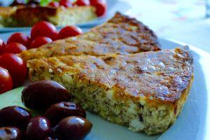 Griekse fetataart recept ~ minder koolhydraten, maximale smaak ~ www.con-serveert.nl