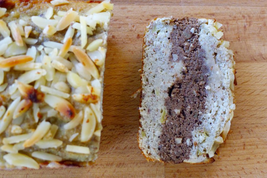 Gezond bananenbrood zonder gluten recept ~ minder koolhydraten, maximale smaak ~ www.con-serveert.nl