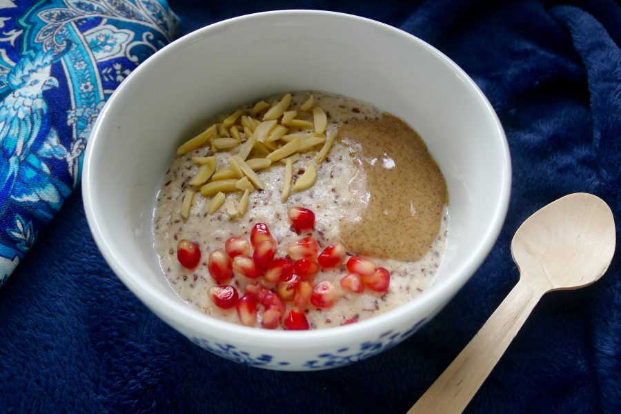 Koolhydraatarme porridge
