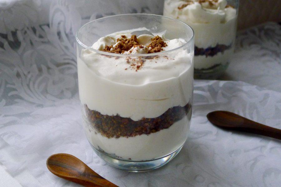 Chai mascarpone crème