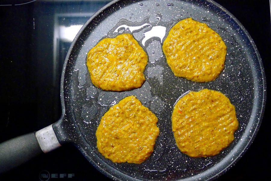 Pannenkoekentaartje met pompoen recept ~ minder koolhydraten, maximale smaak ~ www.con-serveert.nl