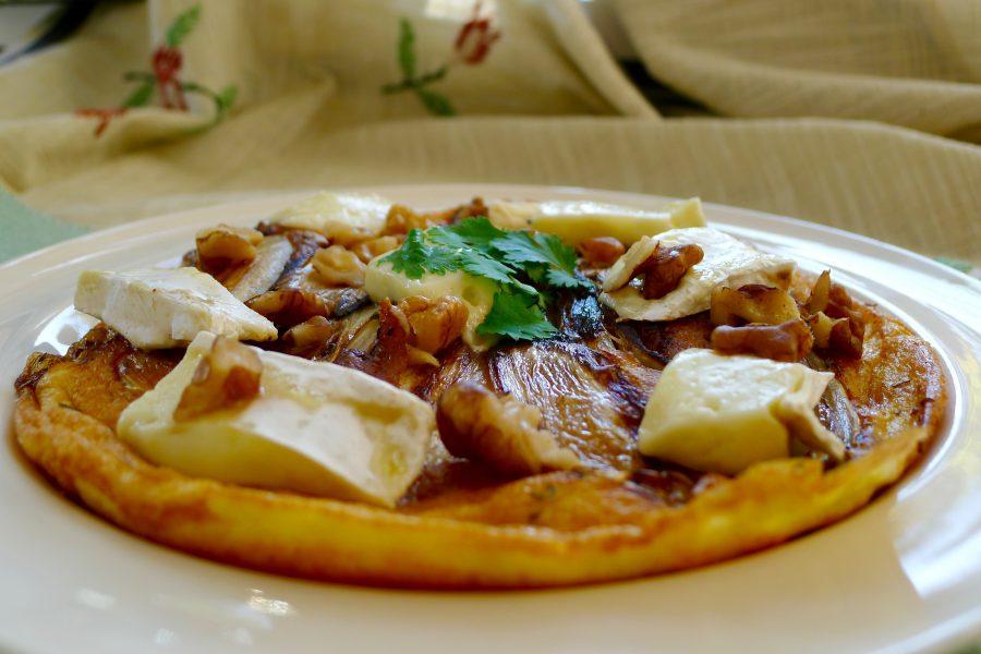 Witlof tarte tatin met brie recept ~ minder koolhydraten, maximale smaak ~ www.con-serveert.nl