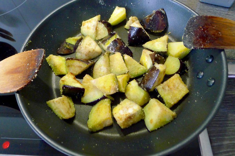 Chinese aubergines recept ~ minder koolhydraten, maximale smaak ~ www.con-serveert.nl