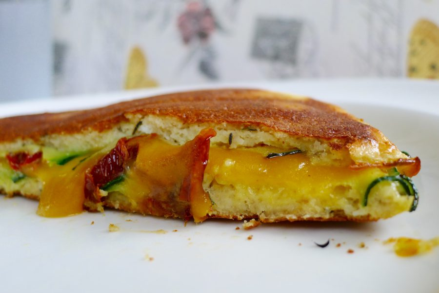 Koolhydraatarme tosti recept ~ minder koolhydraten, maximale smaak ~ www.con-serveert.nl